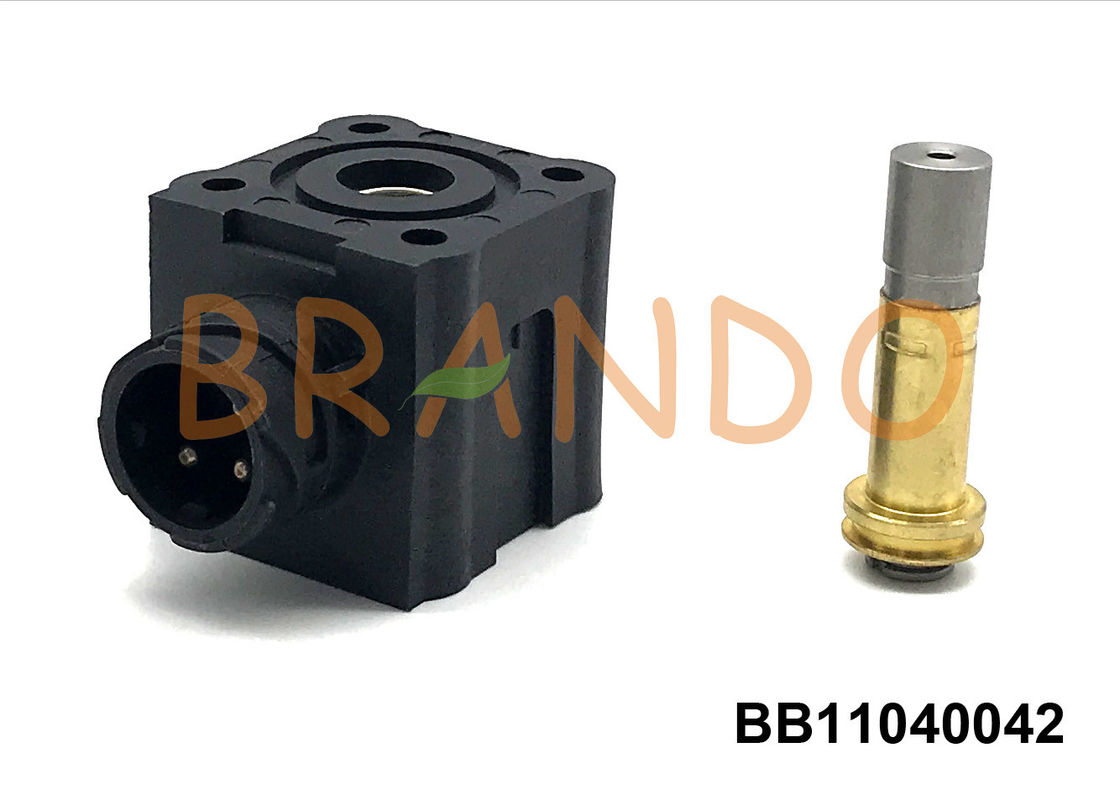ABS ZR-D005 One Hole Auto Solenoid Coils 4420022221 4420012221 4420015221 For Wabco Truck Parts