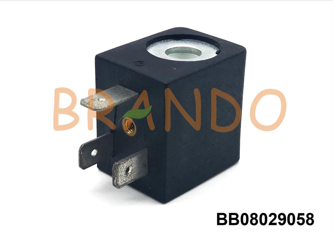EVI 7/8 AMP 6.3 X 0.8 AMISCO Type Solenoid Coil 8mm Hole Size DC24V/AC220V