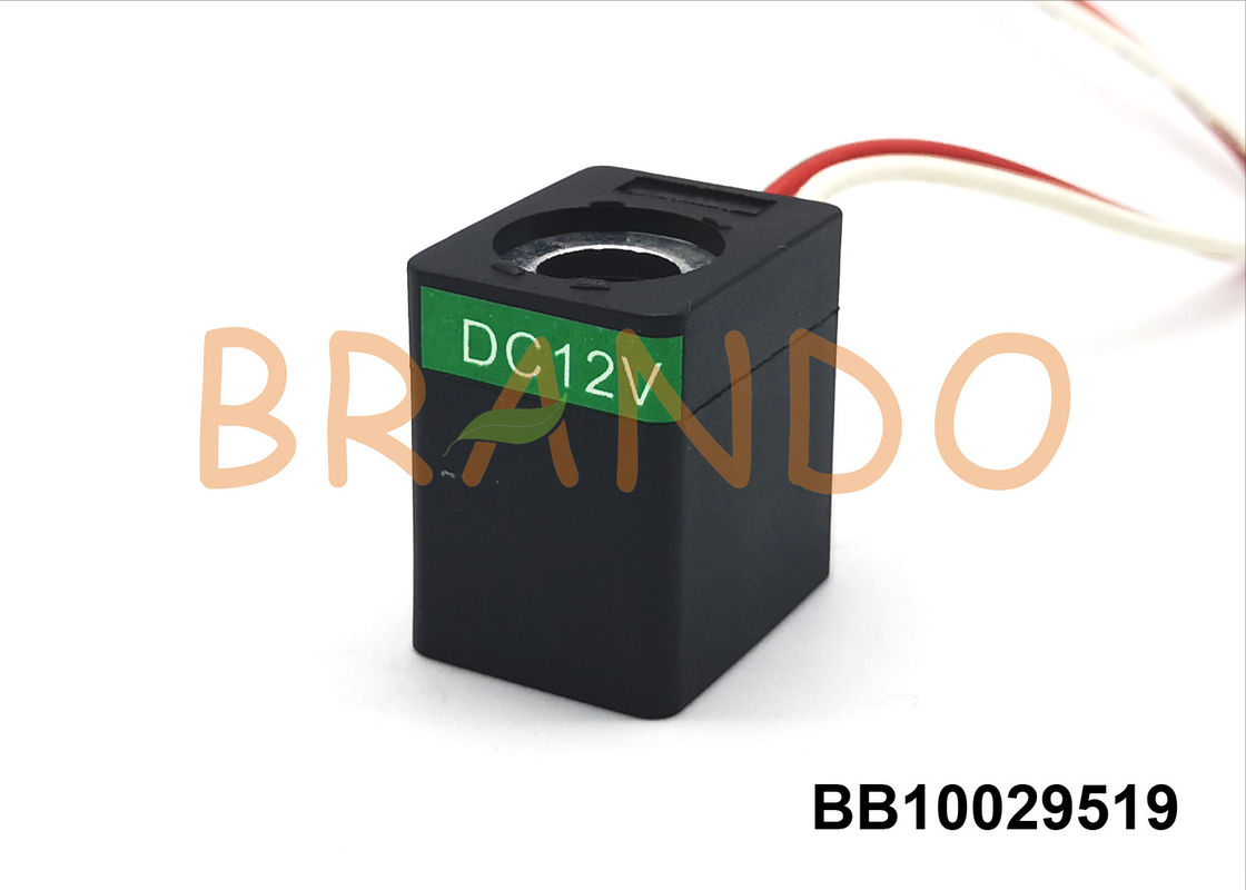 EVI 7/10 φ10 Diameter Flying Leads AMISCO Type Pneumatic Solenoid Coils DC12V / 24V