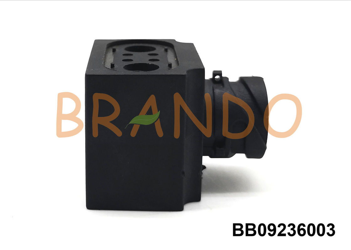 Plug Type 4421977102 WABCO Type ABS Modulator Solenoid Coil Double 9mm Diameter Hole