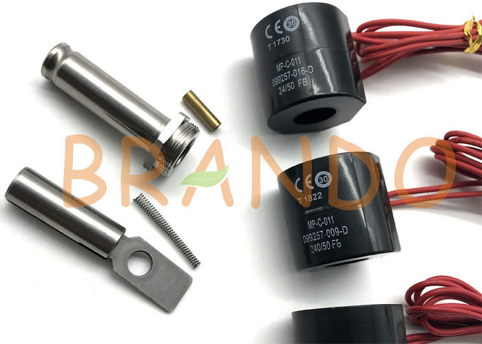 FTX8267A01505439 Kits ASCO 162188 With MP-C-011 Solenoid Coil 240/50FB For Henny Penny Commercial Kitchen Fryer
