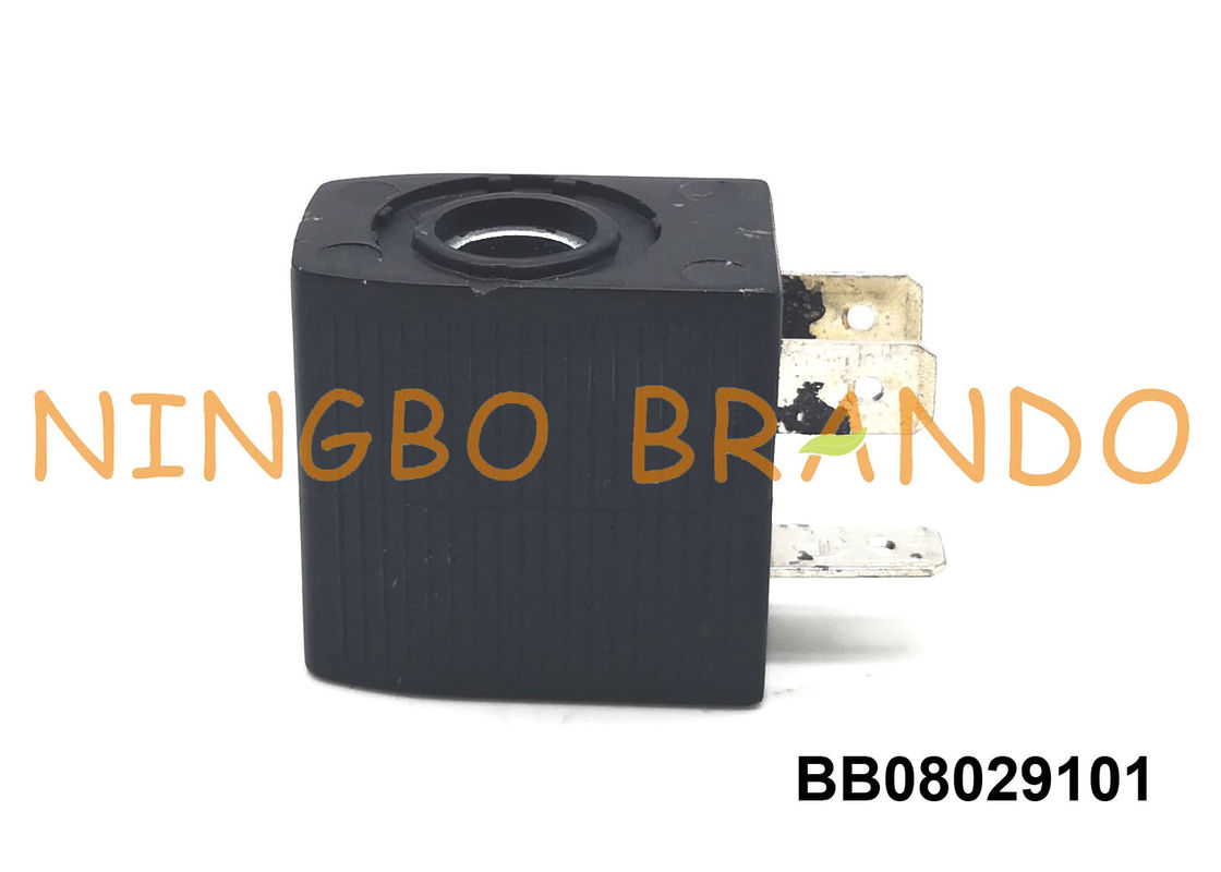6011 / 6012 Burkert Type Solenoid Valve Coil AC220V For Plunger Valve 3/2 Way Direct Acting