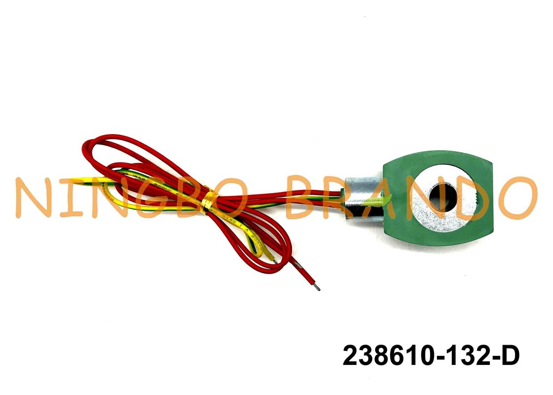 AC120V/60Hz AC110V/50Hz 238610-132-D MP-C-080 ASCO Type Solenoid Valve Coil With Flying Leads