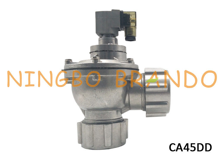 "Goyen Type 1-1/2"" Diaphragm Pneumatic Pulse Valve With Dresser Nut For Baghouse Cleaning System"
