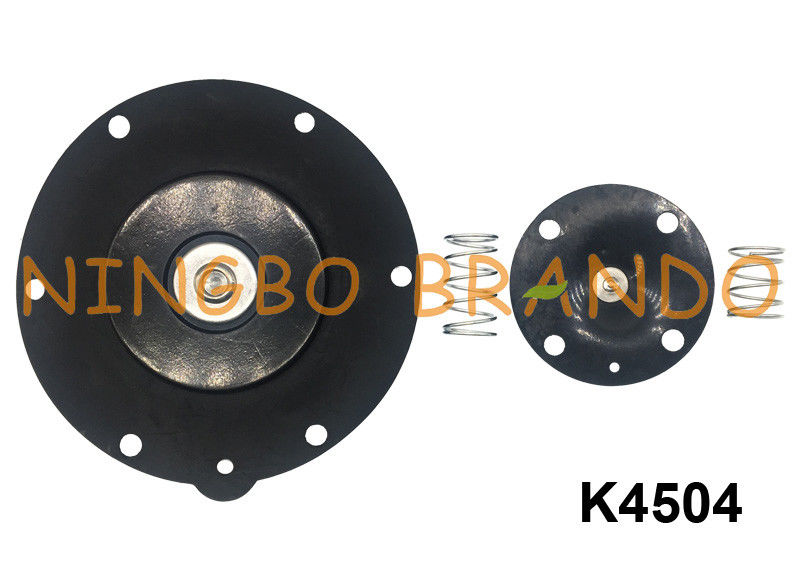 "K4504 M2187 Goyen Type Buna Diaphragm Repair Kit For 1 1/2"" CA/RCA45T CA/RCA45DD CA/RCA45FS Pulse Valve"