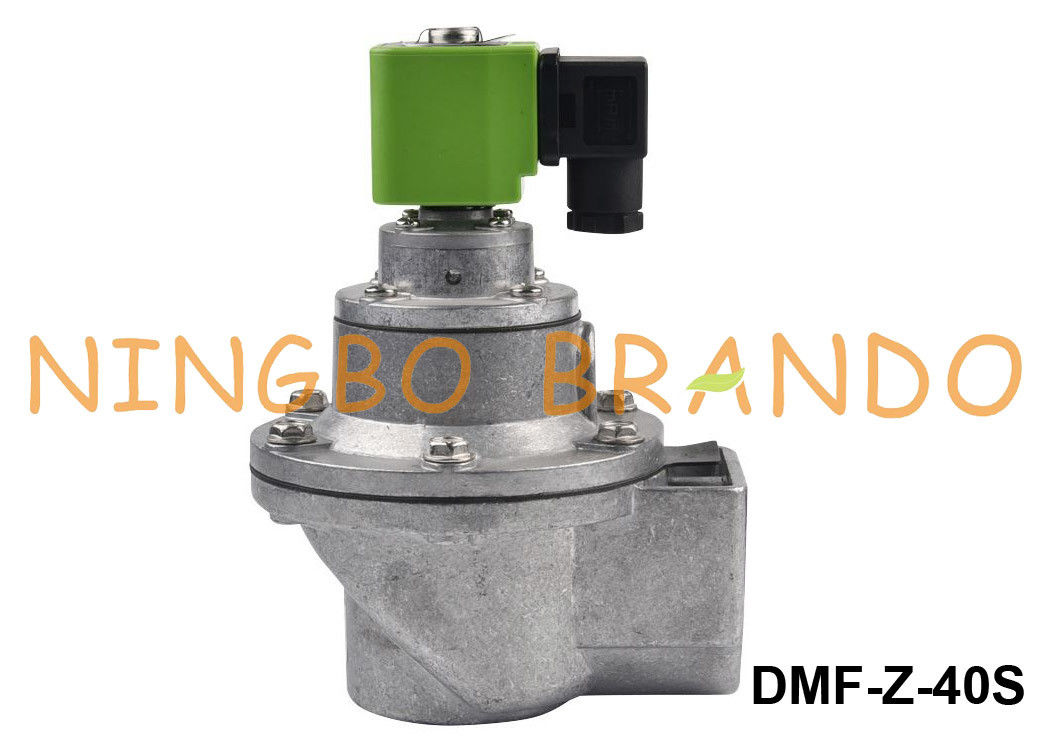 1.5 Inch DMF-Z-40S BFEC Diaphragm Pulse Jet Valve For Bag Filter
