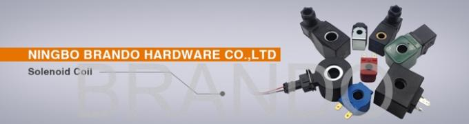 220V AC Best-Nr . 0200 Pneumatic Solenoid Coil With Solenoid Armature Set