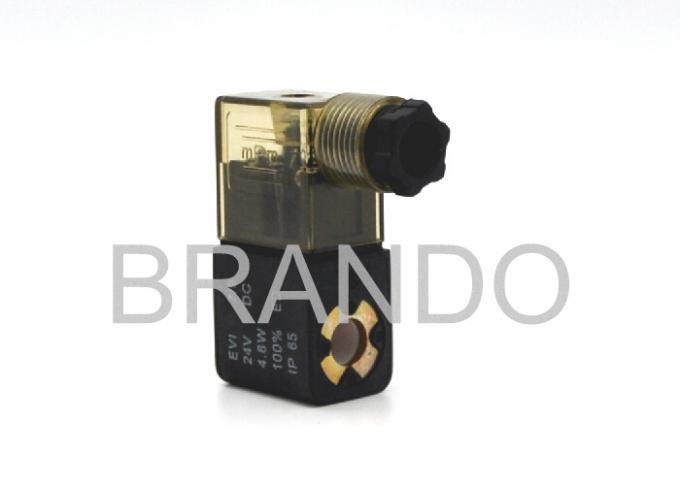 Normally Close Beverage Dispenser Solenoid Stem , Stainless Steel Valve Stems