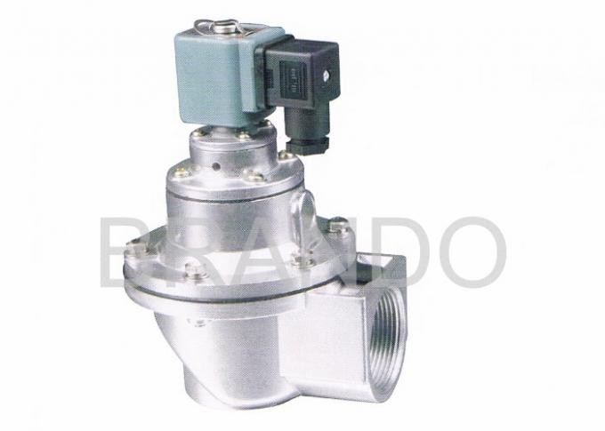 BDMF - Z -40S Pneumatic Pulse Valve , 24vdc solenoid valve With Pipe Size 1.5 Inch