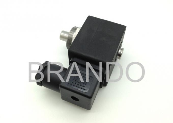 Dust Collector Solenoid Stem , Diaphragm Pulse Stainless Steel valve stems for ASCO SCG353A043 SCG353A044