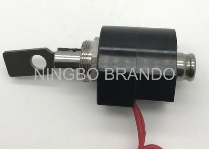 Red Cable MP-C-011 Pneumatic Solenoid Coil Marked With 24 / 60FT 22 /50 FT