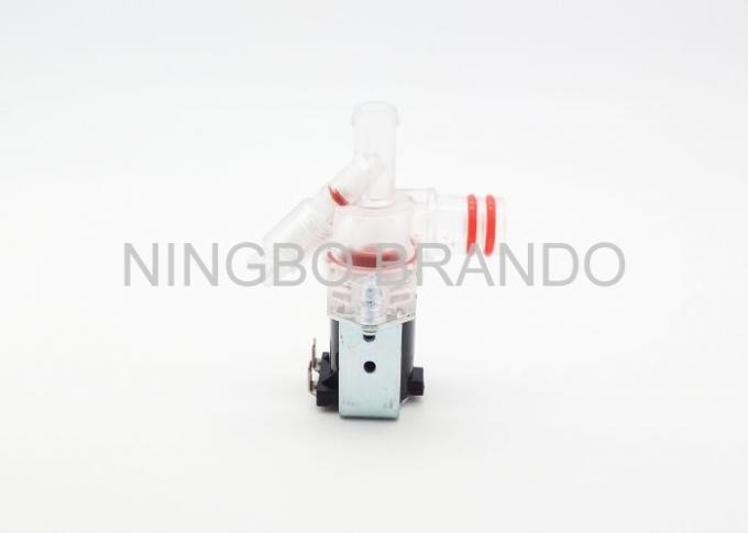 Normally Close plastic drain valve , ro water purifier spare parts Fast Fitting