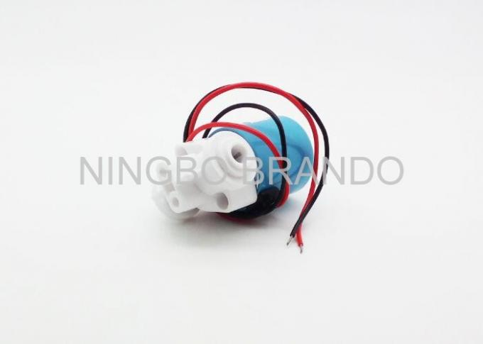 Brando Plastic Water Solenoid Valve Reverse Osmosis components For RO Purifier System