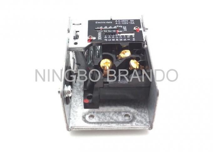 AC220V AUTO Air Compressor Pressure Switch To Protect Compressor 3