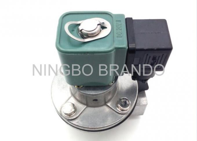 Clean Air 110V AC Pneumatic Pulse Pulse Solenoid Valve 0.3~0.8 MPa Working Pressure DMF-Z-20