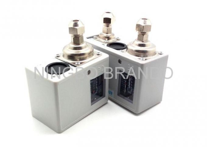 Pressure Control Air Compressor Pressure Switch For Refrigeration Air Condition Plant