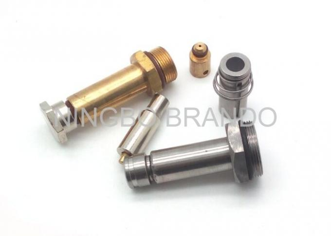 Water Solenoid Plunger Tube Solenoid Stem 0.25mm - 2.5mm Tickness