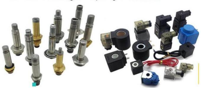 "Angle Type Normally Closed Solenoid Valve / 2-1/2"" Solenoid Pulse Valve"