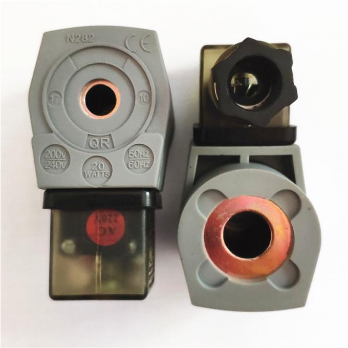 CY123 N282 C53056N Pneumatic Solenoid Coil Inner Hole Diameter 12mm High 39.5mm