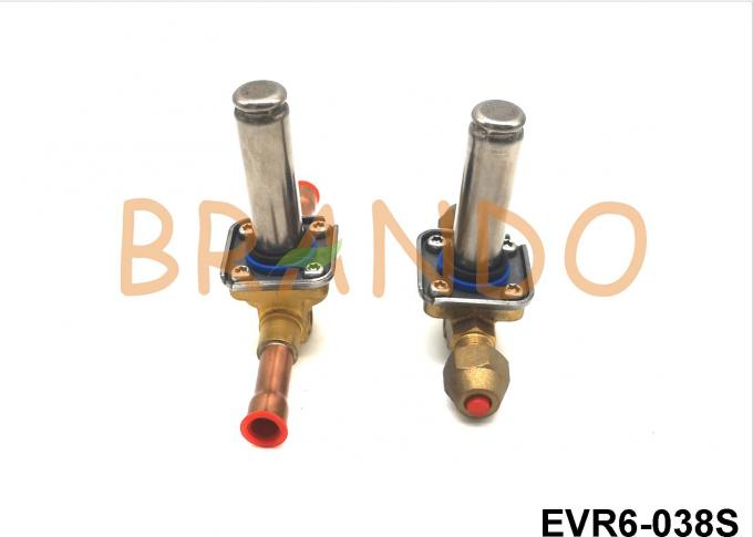 latest company news about Method for installing EVR/MSV solenoid valve in industrial chiller refrigeration system  2