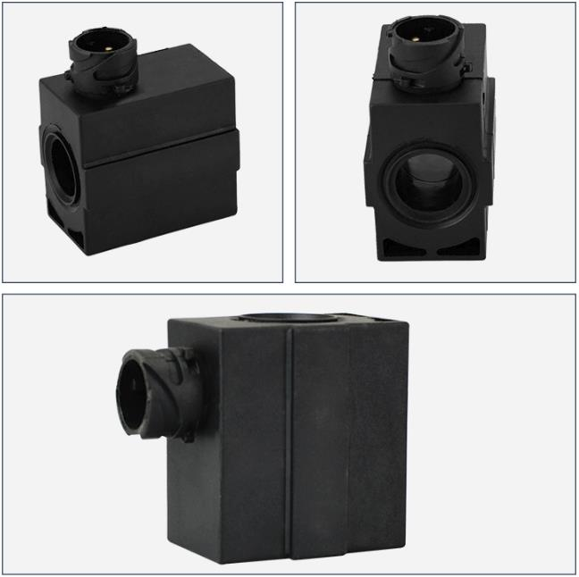 5392900070 Solenoid Coil For EKS Electromagnetic Type Brake Valve φ20mm x 39mm x 60mm