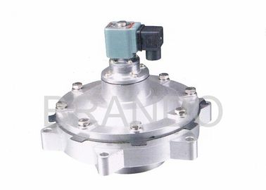 China Insert Type Pneumatic Pulse Valve 24V DC , Dust Collector Valves DMF-Y-76 distributor