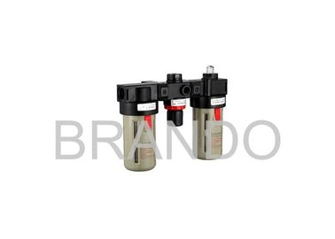 China AC / BC Series Filter Regulator Lubricator Units , Air Compressor Filter Regulator distributor