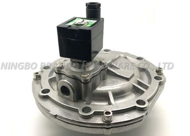 China 2/2 Way 3 Inch Cylinder Solenoid Valve 353 Series With Embedded Diaphragm distributor
