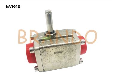 EVRA 40 Danfoss Type 1-3/4'' 2-1/4'' Ammonia Refrigeration Solenoid Valves Cast Iron Body