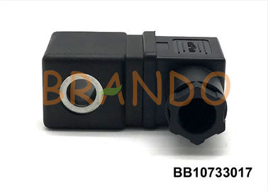 China DC24V / DC12V RAPA Type M10 BV01 Solenoid Valve Coils DIN43650A Electric Magnetic Coil factory
