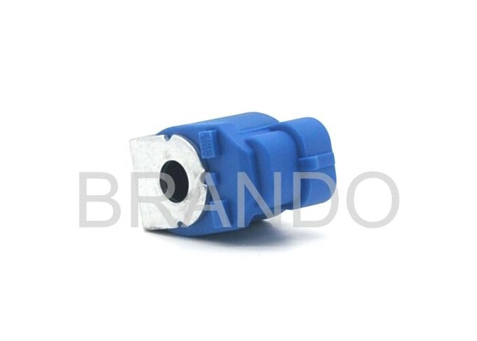 Strong Conductivity Solenoid Valve Male Screw Thread No Internal Spring Design Core